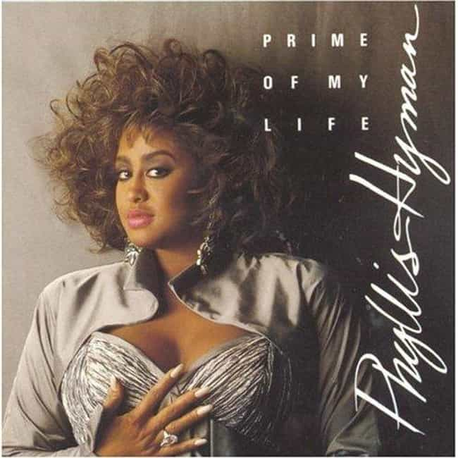 Prime Of My Life is listed (or ranked) 1 on the list The Best Phyllis Hyman Albums of All Time