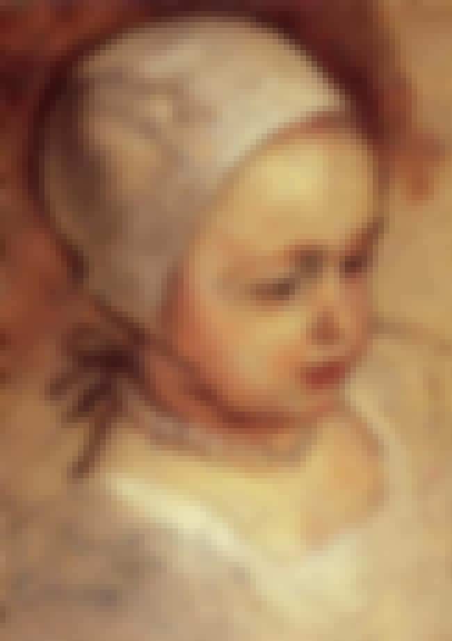 Elizabeth Stuart is listed (or ranked) 6 on the list Famous People Buried in Isle Of Wight