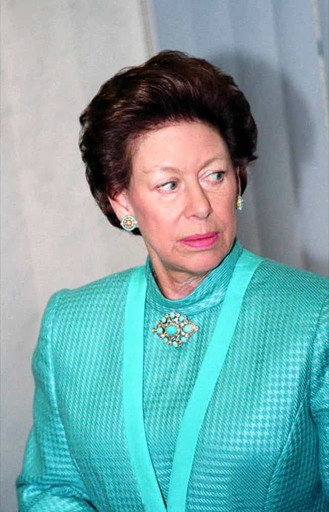 Princess Margaret, Countess of... is listed (or ranked) 3 on the list 12 Real-Life Royals With Scandal-Plagued Relatives
