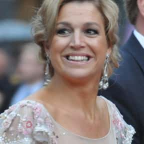 Queen Máxima of the Netherland is listed (or ranked) 23 on the list The Most Powerful Women Of All Time