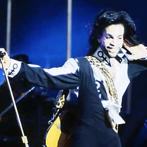 Prince is listed (or ranked) 8 on the list The Greatest Dancing Singers
