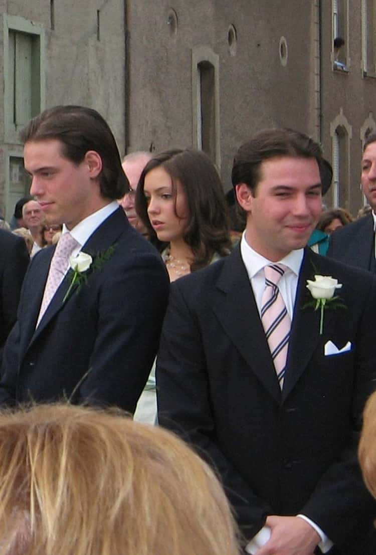 Prince Félix of Luxembourg
