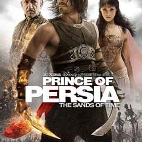 Prince of Persia: The Sands of is listed (or ranked) 14 on the list The Best Action & Adventure Movies Set in the Desert