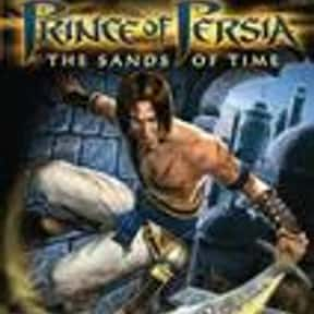 Prince of Persia: The Sands of is listed (or ranked) 1 on the list The Best Prince Of Persia Games