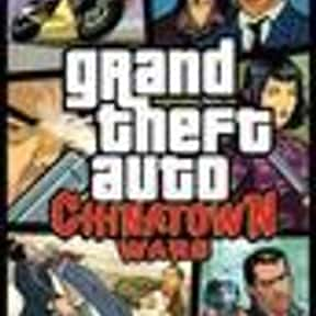 Grand Theft Auto: Chinatown Wa is listed (or ranked) 10 on the list The Best Grand Theft Auto Games