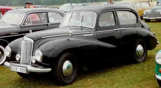 Sunbeam-Talbot 90 is listed (or ranked) 3 on the list Full List of Sunbeam Car Company Models