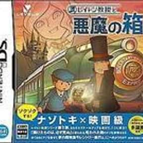 Professor Layton and the Diabo is listed (or ranked) 2 on the list The Best Professor Layton Games
