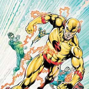 Professor Zoom is listed (or ranked) 16 on the list The Greatest Villains In DC Comics, Ranked