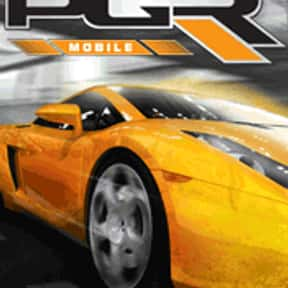 Project Gotham Racing Mobile is listed (or ranked) 5 on the list Glu Games List