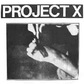 Project X is listed (or ranked) 22 on the list The Best Straight Edge Punk Bands