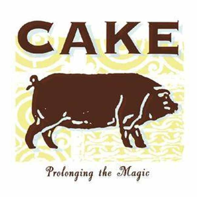 Prolonging the Magic is listed (or ranked) 3 on the list The Best Cake Albums of All Time
