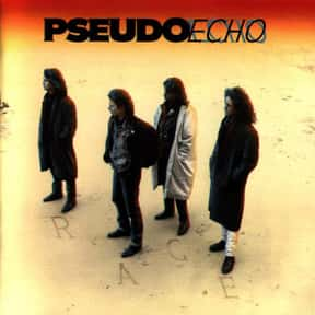 Pseudo Echo is listed (or ranked) 19 on the list Australian Hard Rock Bands List