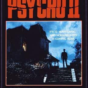 Psycho II is listed (or ranked) 19 on the list The Best Movies of 1983