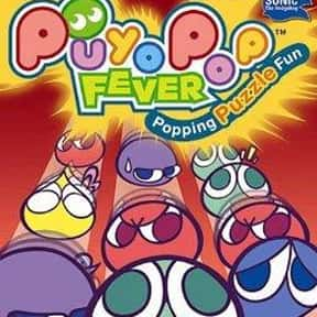 Puyo Pop Fever is listed (or ranked) 5 on the list The Best Puyo Puyo Games