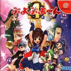 Puyo Puyo~n is listed (or ranked) 9 on the list The Best Puyo Puyo Games