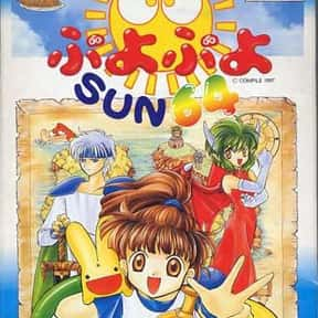 Puyo Puyo SUN is listed (or ranked) 3 on the list The Best Puyo Puyo Games