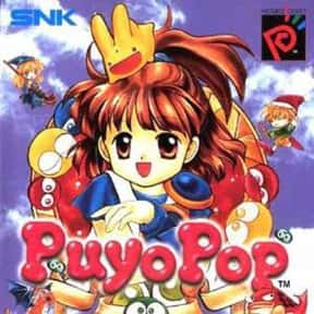 Puyo Puyo Tsu is listed (or ranked) 1 on the list The Best Puyo Puyo Games