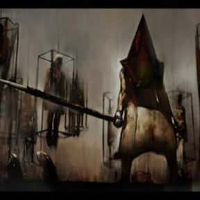 Pyramid Head is listed (or ranked) 7 on the list The Fictional Monsters You'd Least Like to Have After You