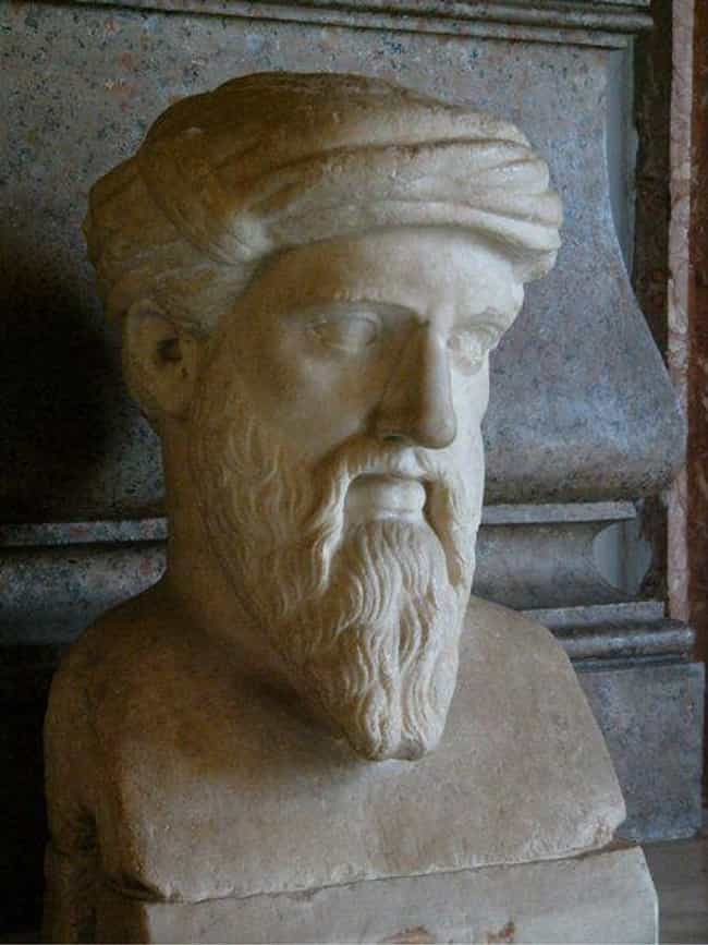 Pythagoras is listed (or ranked) 1 on the list Mystics of Major Historical Importance