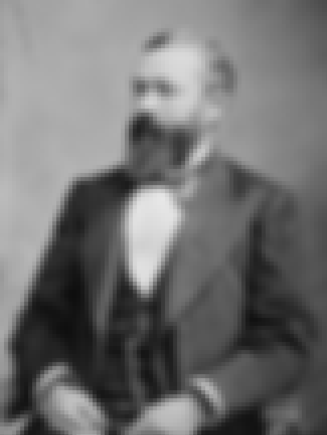 P. B. S. Pinchback is listed (or ranked) 4 on the list Famous Firsts By African Americans