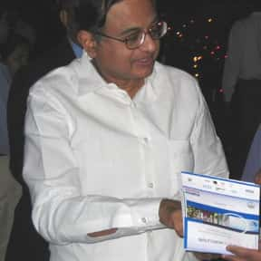 P. Chidambaram is listed (or ranked) 11 on the list Famous Loyola College, Chennai Alumni