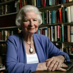 P. D. James is listed (or ranked) 17 on the list Famous People Whose Last Name Is James