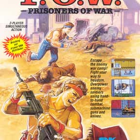 P.O.W.: Prisoners of War is listed (or ranked) 3 on the list List of SNK Playmore Beat 'em Ups