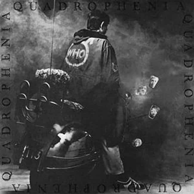 Quadrophenia is listed (or ranked) 2 on the list The Best Who Albums of All Time