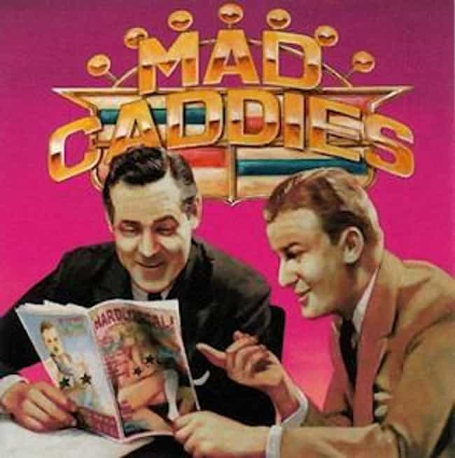 Quality Soft Core is listed (or ranked) 4 on the list The Best Mad Caddies Albums of All Time