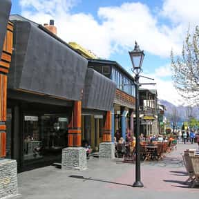 Queenstown is listed (or ranked) 25 on the list The Best Winter Destinations