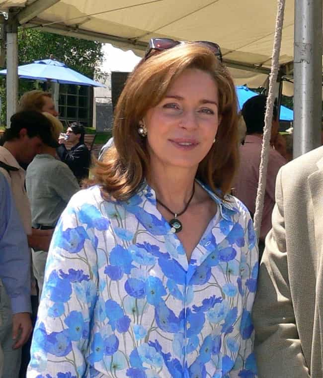 Queen Noor of Jordan is listed (or ranked) 4 on the list The Most Beautiful Royal Women Around the World