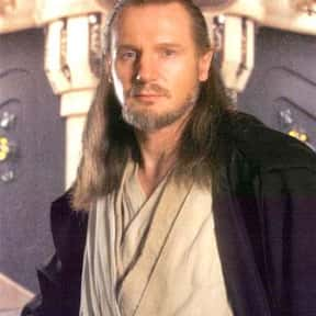 Qui-Gon Jinn is listed (or ranked) 10 on the list Vader to Binks: Best to Worst Star Wars Characters