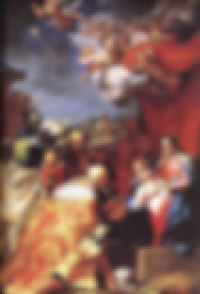 Adoration of the Magi is listed (or ranked) 1 on the list Famous History Paintings from the Dutch Golden Age Movement