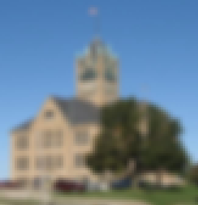 Johnson County Courthouse is listed (or ranked) 7 on the list List of Famous Iowa City Buildings & Structures