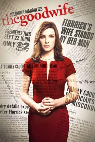 The Good Wife is listed (or ranked) 2 on the list What To Watch If You Love 'Ally McBeal'