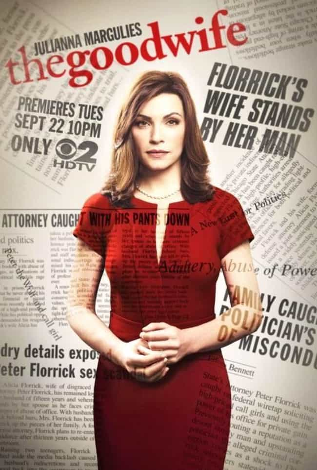 The Good Wife is listed (or ranked) 2 on the list What to Watch If You Love 'Suits'