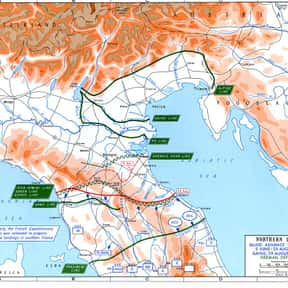 Battle of Ancona is listed (or ranked) 13 on the list World War II Battles Involving the Nazi Germany