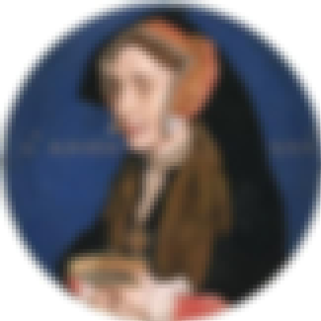 Portrait Miniature of Margaret... is listed (or ranked) 3 on the list Famous Hans Holbein the Younger Paintings
