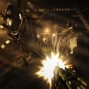 Aliens vs. Predator is listed (or ranked) 18 on the list The Best PS3 Survival Horror Games