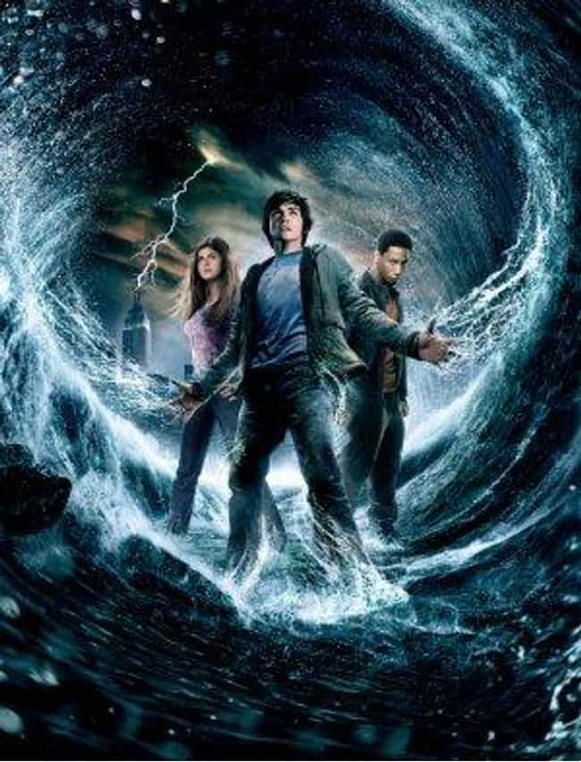 Percy Jackson & the Olympians:... is listed (or ranked) 3 on the list Sean Bean Fantasy Roles