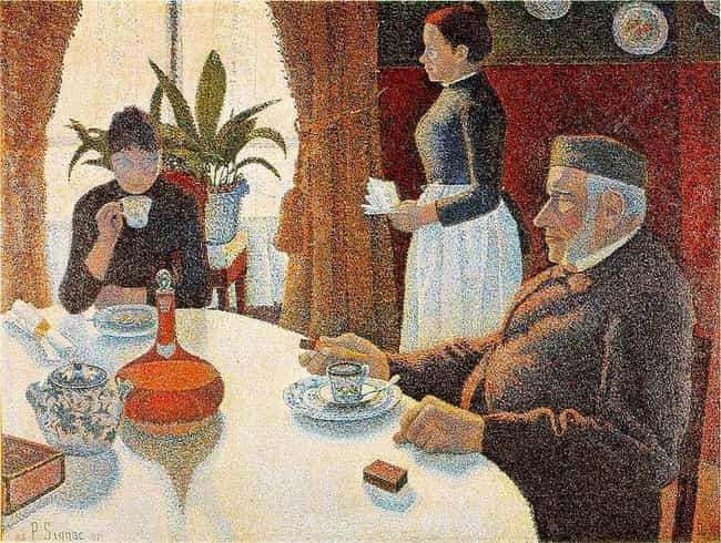 Breakfast is listed (or ranked) 1 on the list Famous Paul Signac Paintings