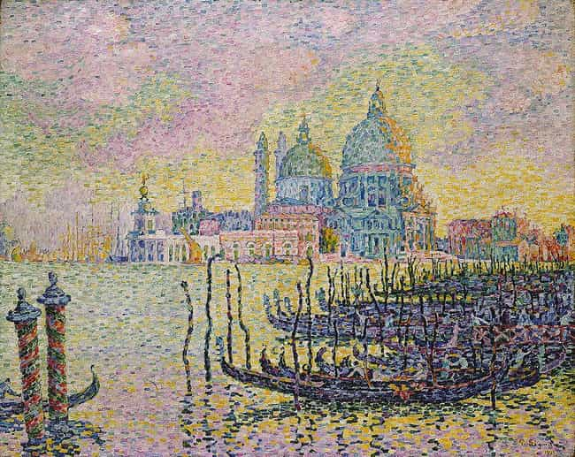 Grand Canal (Venice) is listed (or ranked) 2 on the list Famous Paul Signac Paintings