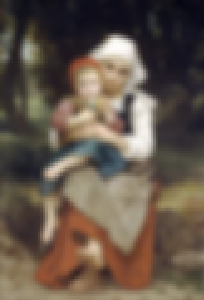 Breton Brother and Sister is listed (or ranked) 2 on the list List of Famous William-Adolphe Bouguereau Artwork
