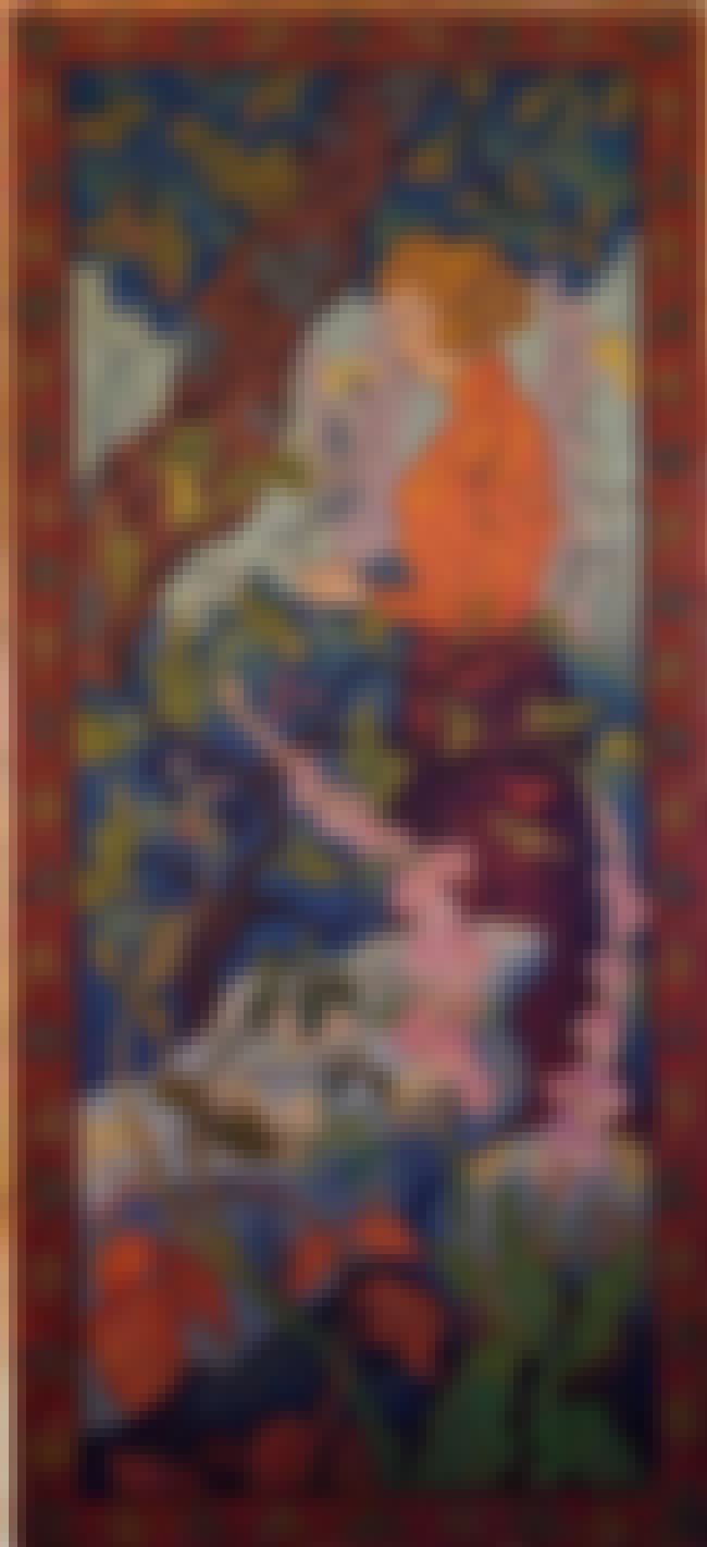Digitales is listed (or ranked) 2 on the list Famous Paul Ranson Paintings