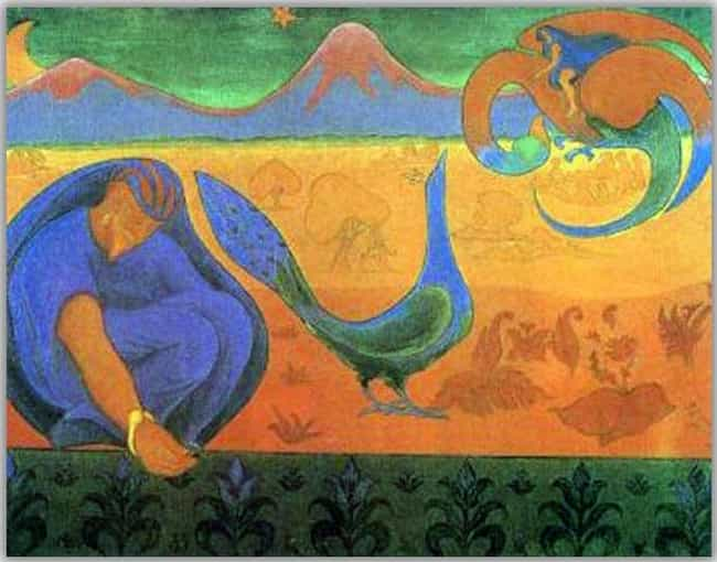 Nabis Landscape is listed (or ranked) 3 on the list Famous Paul Ranson Paintings