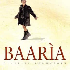 Baarìa is listed (or ranked) 19 on the list Films Scored By Ennio Morricone