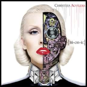 Bionic is listed (or ranked) 17 on the list The Worst Albums by Great Bands