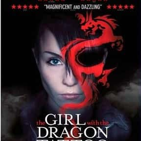 The Girl with the Dragon Tatto is listed (or ranked) 22 on the list The Best Cerebral Crime Movies, Ranked