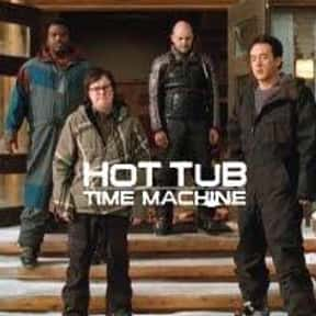 Hot Tub Time Machine is listed (or ranked) 17 on the list The Best Time Travel Comedies, Ranked
