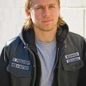 Jax Teller is listed (or ranked) 5 on the list The Greatest Rebels In TV History